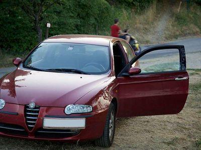 brugt Alfa Romeo 147 Twin Spark Progression Kombilimousine Klein-/ Kompaktwagen,