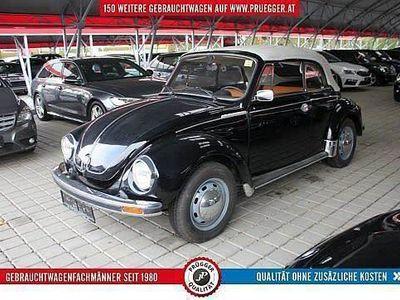 gebraucht VW Käfer Cabrio 1303, 50 PS, 2 Türen, Schaltgetriebe