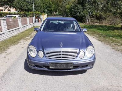 gebraucht Mercedes E320 CDI Elegance