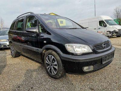 gebraucht Opel Zafira Sportsline Flexx-Pack 2,2 16V DTI Kombi / Family Van