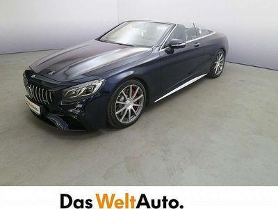 gebraucht Mercedes S63 AMG AMG 4MATIC Cabrio Aut.