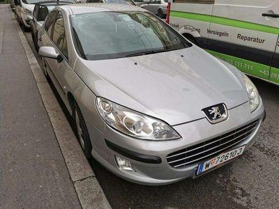 gebraucht Peugeot 407 HDi 110 Esplanade