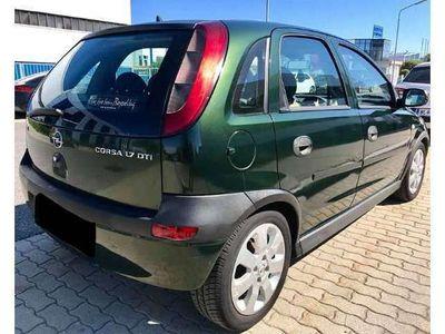 gebraucht Opel Corsa 1.7 DTI mit Pickerl Limousine,
