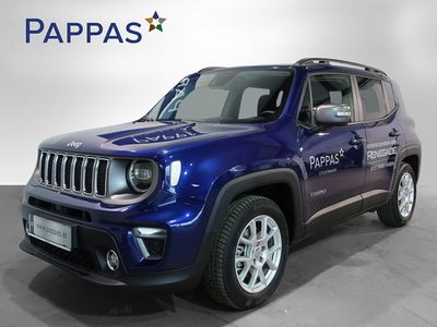 used Jeep Renegade 1,0 MultiAir T3 FWD 6MT 120 Limited SUV / Geländewagen,