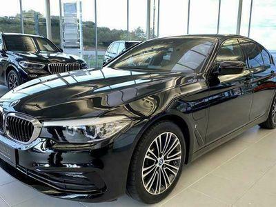 gebraucht BMW 530 e iPerformance Sport Line - Exportprice € 27.491,-