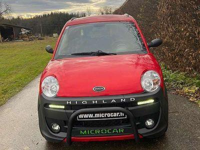gebraucht Microcar M.Go Mopedauto