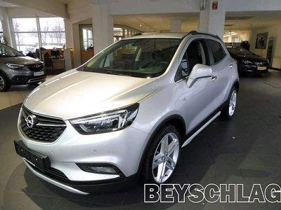 gebraucht Opel Mokka X 1,4 Turbo Ecotec Ultimate Start/Stop System Ulti