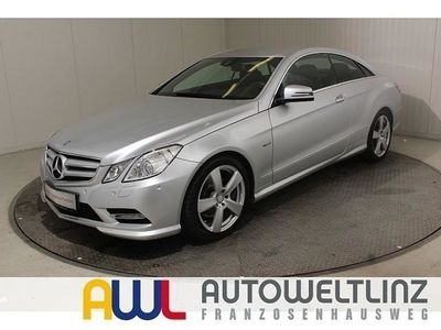 used Mercedes E220 BlueEfficiency CDI Aut.