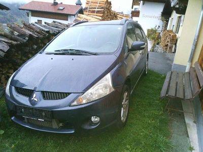 gebraucht Mitsubishi Grandis Kombi / Family Van