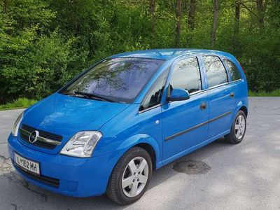gebraucht Opel Meriva 1,7 DTI (ohne Pickerl)