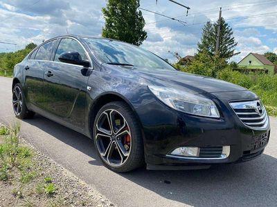 gebraucht Opel Insignia 2,0 Diesel Limousine