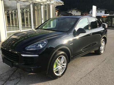 gebraucht Porsche Cayenne II S PHEV Hybrid Aut.** GARANTIE**TOP**