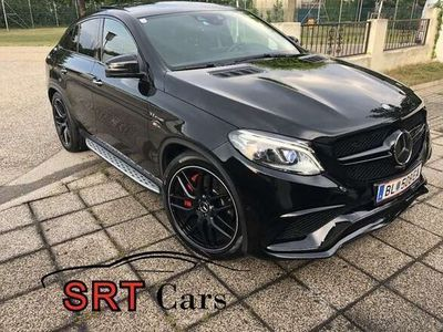 gebraucht Mercedes GLE63 AMG AMG S 4Matic Aut. Pano/Luft/Standheiz/AHK/ AMG Auspuff