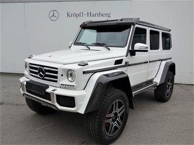 gebraucht Mercedes G500 4x4² ** Sondermodell **
