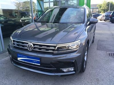 gebraucht VW Tiguan Comfortline TDI SCR 4MOTION