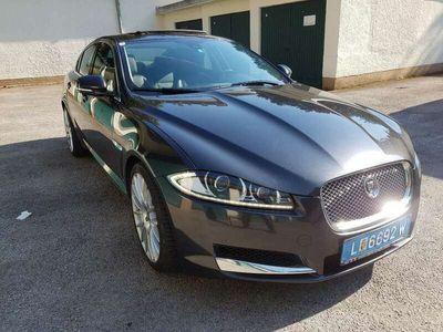 gebraucht Jaguar XF 3,0 Diesel