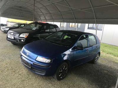 gebraucht Fiat Punto 1,2 Active Klein-/ Kompaktwagen