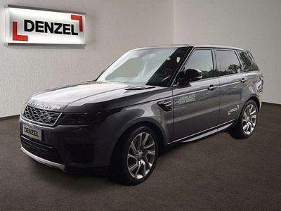 gebraucht Land Rover Range Rover Sport 2,0 Si4 PHEV Plug-in Hybrid HSE SUV / Geländewagen