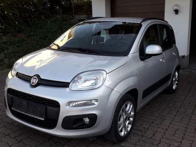 gebraucht Fiat Panda Lounge Diesel Klein-/ Kompaktwagen,