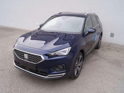 gebraucht Seat Tarraco Xcellence 2.0 TSI DSG 4Drive SUV / Geländewagen