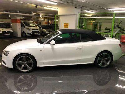 gebraucht Audi A5 Cabriolet 2,0 TDI quattro Sport DPF