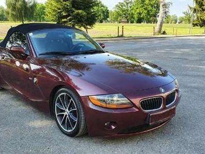 gebraucht BMW Z4 2,5i Aut.