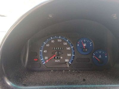 gebraucht Chevrolet Matiz / Daewoo0,8 Klein-/ Kompaktwagen