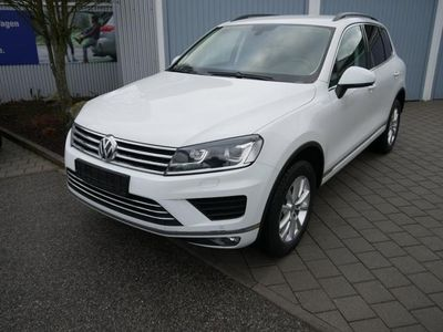 gebraucht VW Touareg 3.0 TDI V6 DPF 4MOTION MOUNTAIN * AUTOMATIC BMT...