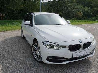 gebraucht BMW 330 d xDrive Touring Sport Line Aut. HEAD-UP, NAVI, Sp