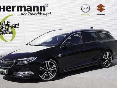 gebraucht Opel Insignia Country Tourer ST 2,0 Turbo Dire Injection Dynamic ... Kombi / Family Van