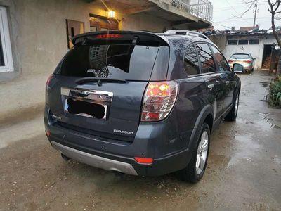 gebraucht Chevrolet Captiva 2.0 150ps Diesel 4wd SUV / Geländewagen