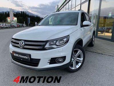 gebraucht VW Tiguan 2.0 TDI,4Motion ,Navi*Bi-Xenon,Kamera,DSG. SUV / Geländewagen