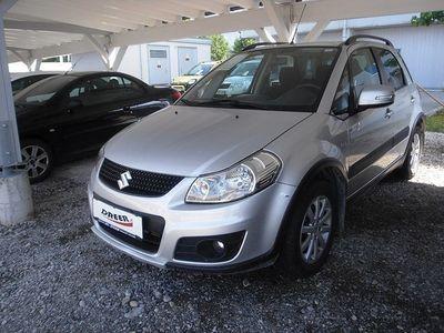 gebraucht Suzuki SX4 2,0 GLX DDiS 4WD Navigator
