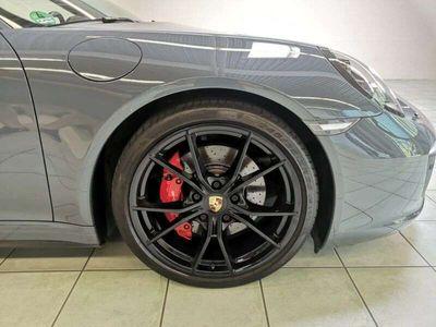 gebraucht Porsche 911 991/2 4S Cabrio Chrono/Klappe graphitgrau! auch andere kurzfristig verfügbar Cabrio / Roadster