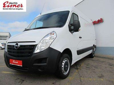 gebraucht Opel Movano KW L2H2 3,5t D2,3/130PS