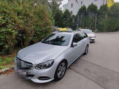 gebraucht Mercedes 350 E-Klasse T-ModellCDI BlueTec Avantgarde 9G Kombi / Family Van