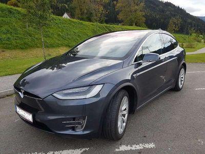 gebraucht Tesla Model X P100DL Ludicrous Speed Vollausstattung SUV / Geländewagen