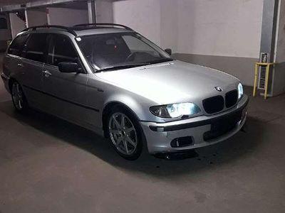 brugt BMW 330 3er-Reihe xd M Packet Facelift Kombi / Family Van,