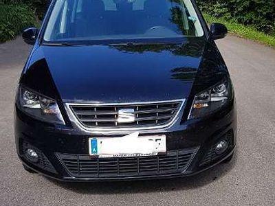 gebraucht Seat Alhambra Executive TDI 4Drive Kombi / Family Van
