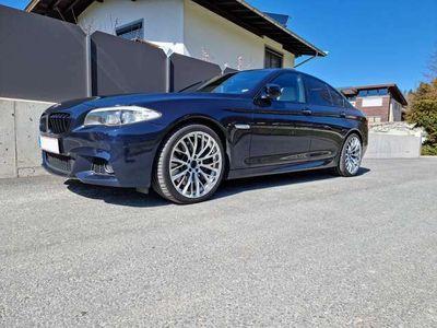 gebraucht BMW 550 5er-Reihe Allrad (F10) xDrive Aut.
