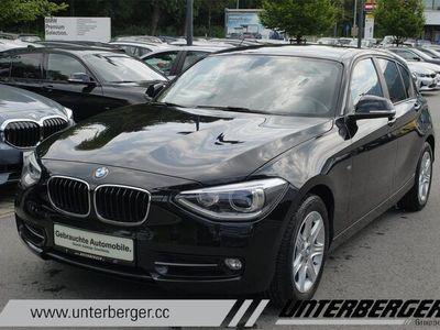 gebraucht BMW 118 1er-Reihe d xDrive Österreich-Paket Limousine