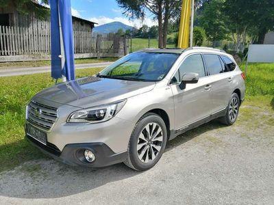 gebraucht Subaru Outback Touring Wagon 2,0 D Exclusive AWD CVT, Panorama