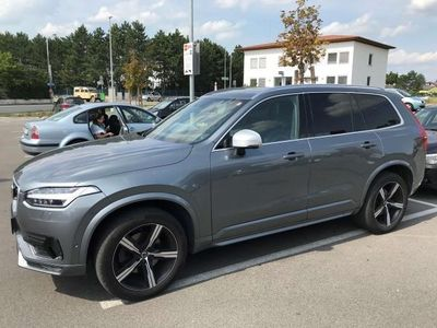 brugt Volvo XC90 D5 AWD R-Design