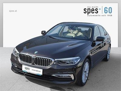 used BMW 530 d xDRIVE Automatic