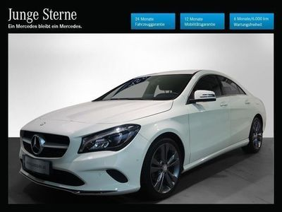 gebraucht Mercedes CLA180 Aut.