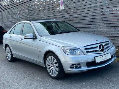 gebraucht Mercedes C350 Elegance CDI Navi, Bordcomputer