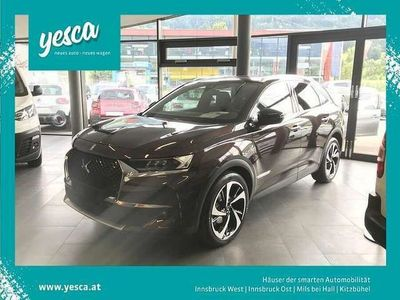 gebraucht DS Automobiles DS7 Crossback BlueHDi 180 EAT8 Be Chic