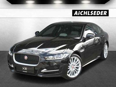gebraucht Jaguar XE 2,0d 180PS AWD AT R-Sport