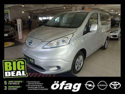 gebraucht Nissan e-NV200 Kombi Edition Evalia (mit Batterie)
