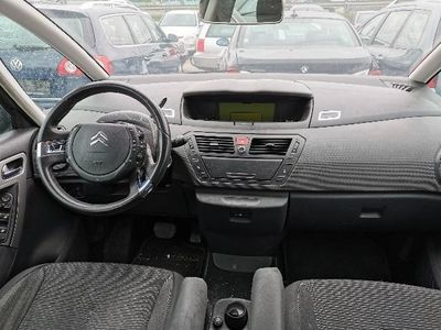 gebraucht Citroën C4 Picasso 1.6 HDi FAP Exclusive